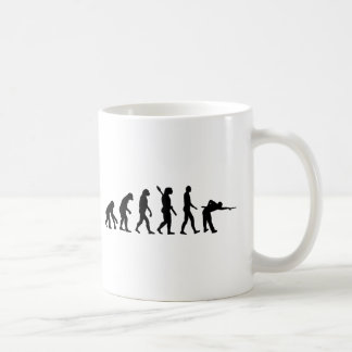 Mug Billards de piscine d'évolution