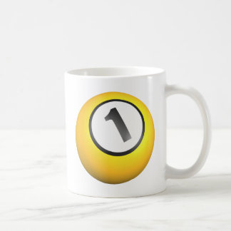 Mug Billards une boule