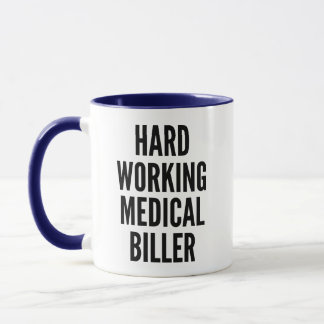 Mug Biller médical fonctionnant dur