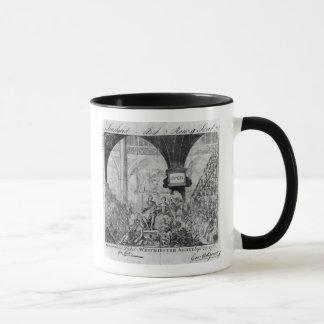Mug Billet pour le couronnement de George III