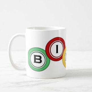 Mug Bingo-test