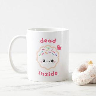Mug Biscuit intérieur de morts mignons