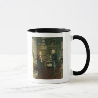 Mug Bismarck avec l'empereur Wilhelm I