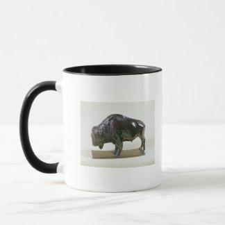 Mug Bison, 1907