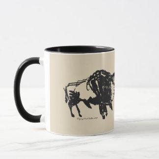 Mug Bison américain (Buffalo)
