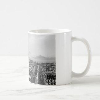 Mug Black&White: Eiffel Tower, Paris, France