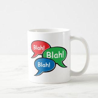 Mug Blah - fade