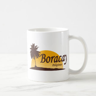 Mug Blanc de Boracay