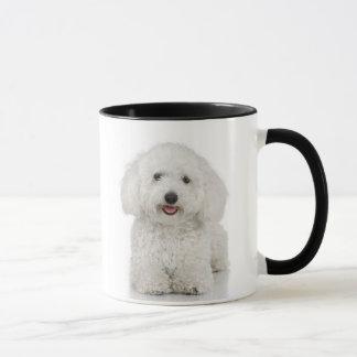 Mug Blanc de chien maltais