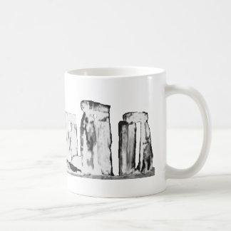Mug Blanc de Stonehenge les cadeaux de Zazzle de MUSÉE