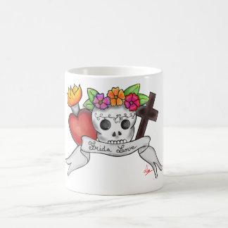 Mug blanc Frida Love