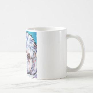 Mug Bleu de Shih Tzu