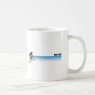 Mug BMX - Comment je roule