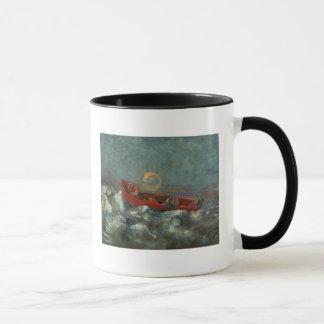 Mug Boat rouge, 1905
