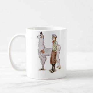 Mug Bob et son lama : Le chandail outre du sien de