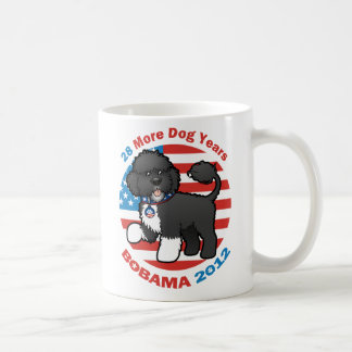 Mug Bobama drôle les élections du chien 2012