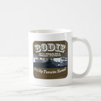 Mug Bodie hanté la Californie
