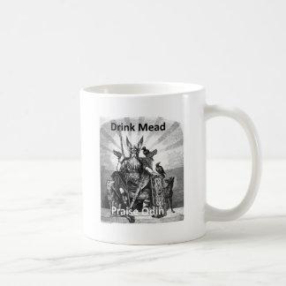Mug Boisson Mead - éloge Odin