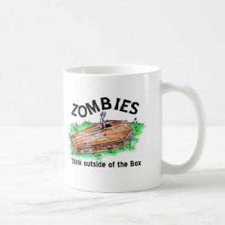 Mug Boîte de zombi