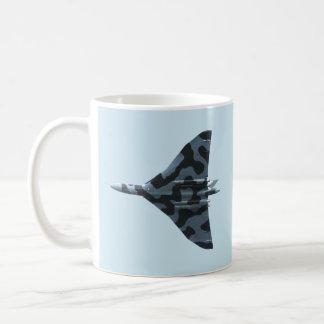 Mug Bombardier de Vulcan en vol