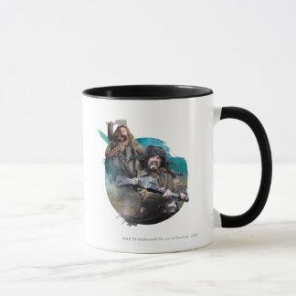 Mug Bombur et Bofur
