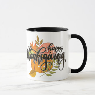 Mug Bon thanksgiving
