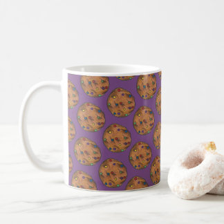 Mug Bonbons à cuisson de gâteau aux pépites de