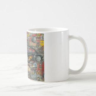 Mug Bonheur mal organisé