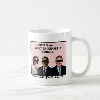 Mug BONJOUR 911, www.cagwh.com