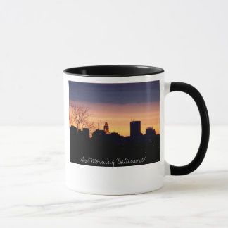 Mug Bonjour Baltimore