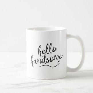 Mug Bonjour beau