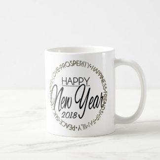 Mug Bonne année 20XX
