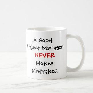 Mug Bons Mokes Mistrakes d'un chef de projet jamais !