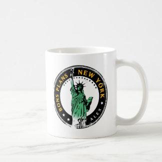 Mug Bons Plans pour un voyage à New York