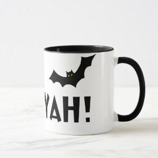 Mug BOOYAH ! Halloween timbré