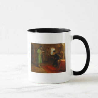 Mug Boris Godunov avec Ivan le terrible