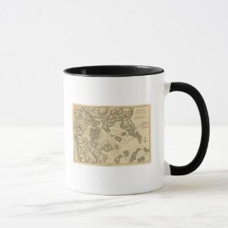Mug Boston et ses environs