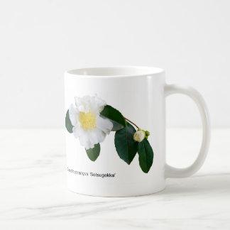 Mug Botanicals - fleur de camélia