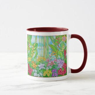 Mug Botanique tropical