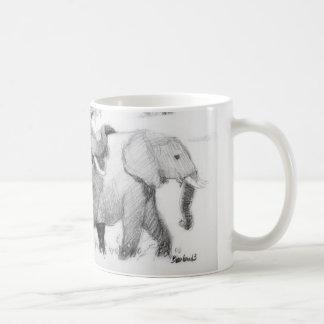 Mug Bouclage d'Elepephants