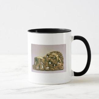 Mug Boucle de ceinture, d'une collection sibérienne de