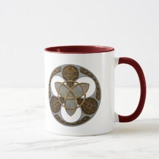 Mug Bouclier celtique de trinité