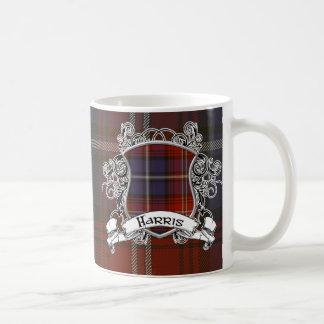 Mug Bouclier de tartan de Harris