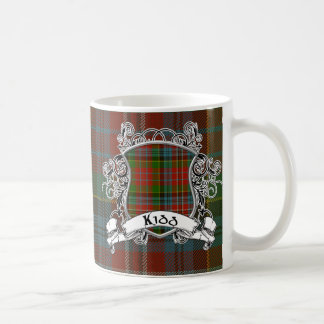 Mug Bouclier de tartan de Kidd