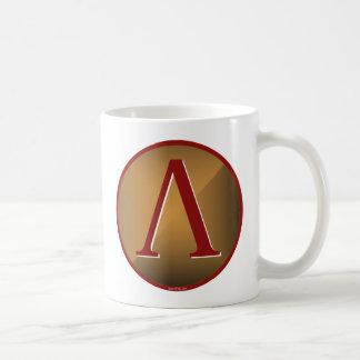 Mug Bouclier spartiate de lambda