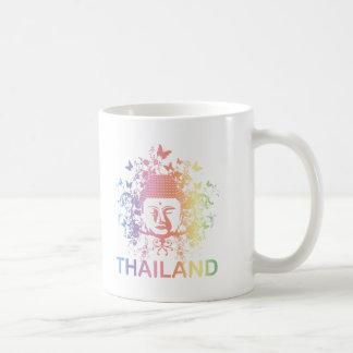 Mug Bouddha coloré Thaïlande