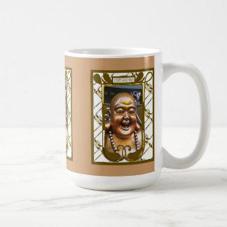 Mug Bouddha riant chinois