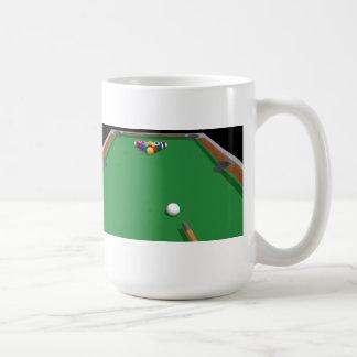 Mug Boules de piscine sur le Tableau : modèle 3D :