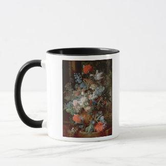Mug Bouquet des fleurs dans un paysage