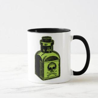 Mug Bouteille de poison